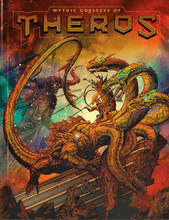 Load image into Gallery viewer, D&D Mythic Odysseys of Theros Alternate Cover