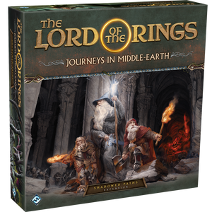 LotR Journeys in Middle Earth- Shadowed Paths