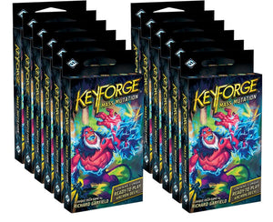 Keyforge Mass Mutation Archon Deck Boosterbox