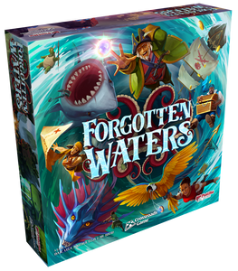 Forgotten Waters- A Crossroads Game