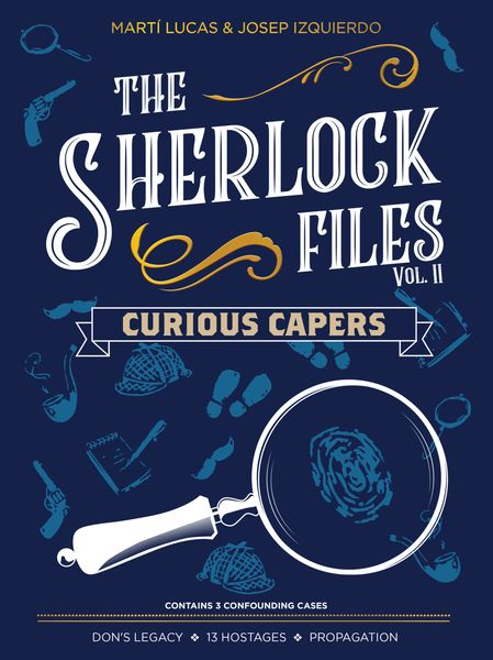 The Sherlock Files- Curious Capers