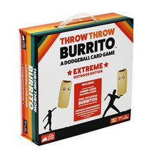 Load image into Gallery viewer, Throw Throw Burrito Extreme Outdoor Edition