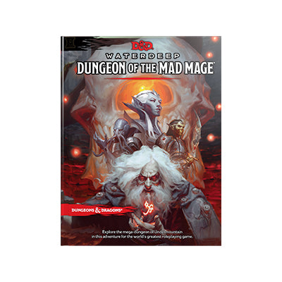 D&D Waterdeep- Dungeon of the Mad Mage