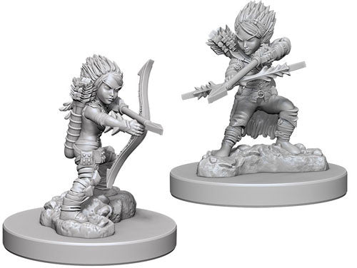 Unpainted Mini - Gnome Female Rogue (PF)