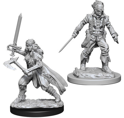 Unpainted Mini - Vampire Hunters (5E)