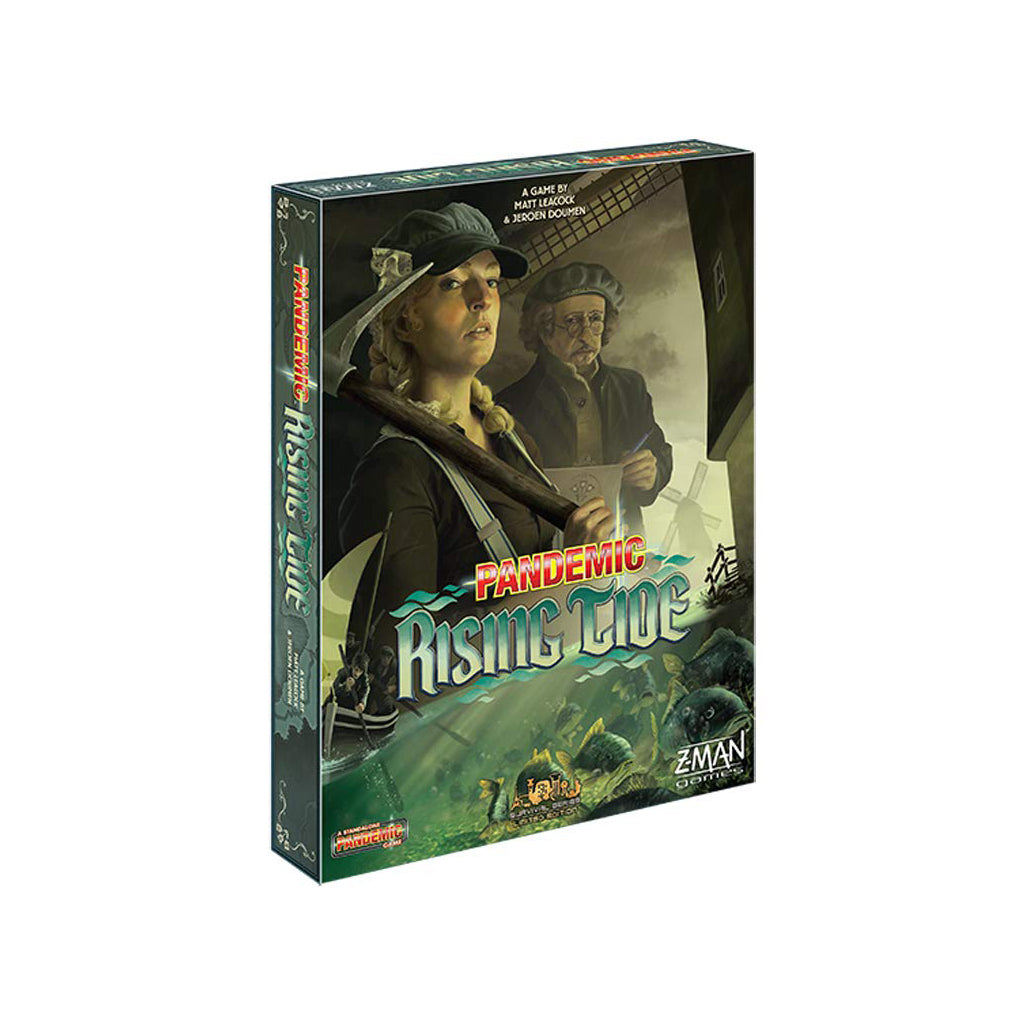 Pandemic Rising Tide ENG