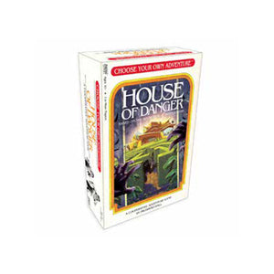 Choose Your Own Adventure- House of Danger