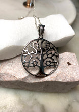 Load image into Gallery viewer, Stainless Steel Tree of Life Pendant