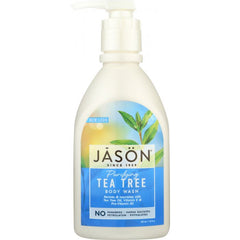 JASON: Body Wash Purifying Tea Tree, 30 oz