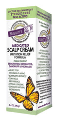 Itchy Scalp | Mushatts Psoriasis Scalp Cream - GotClearSkin
