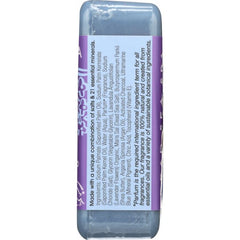 ONE WITH NATURE: Triple Milled Soap Lavender Soap Bar, 7 oz