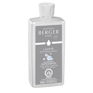 Lampe Berger SO NEUTRAL Refill