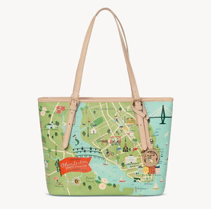 Charleston Small Tote Bag
