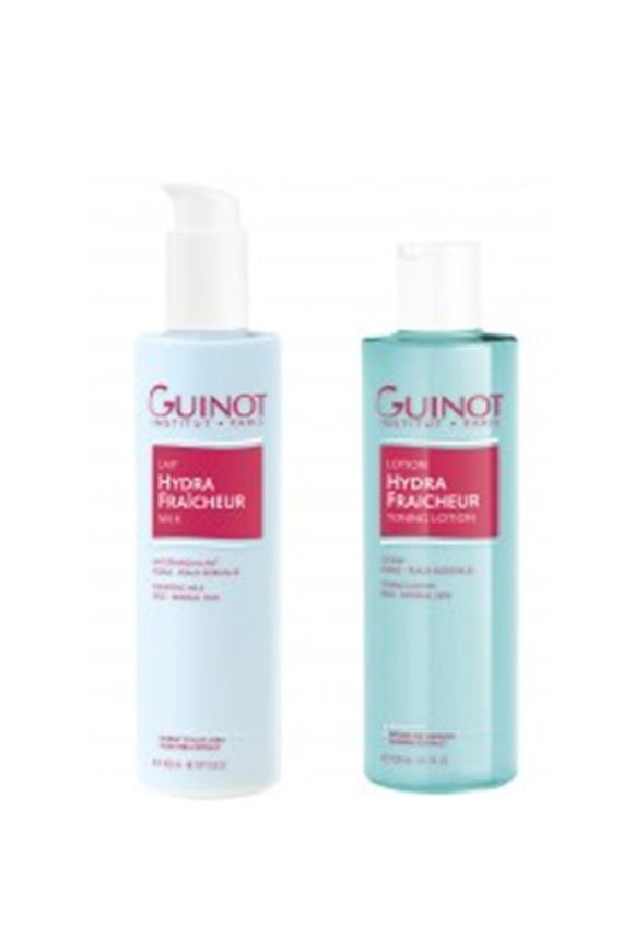Guinot Hydra Fraicheur Cleansing Duo *33% OFF*