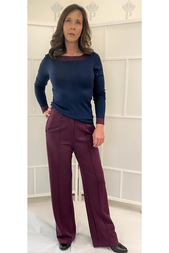 Zilch Wide Leg Pant
