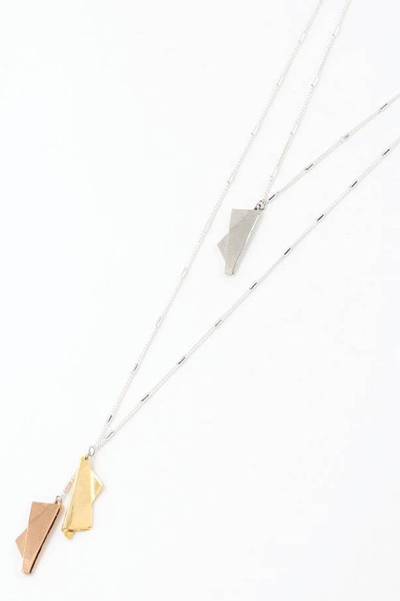 Anne-Marie Chagnon Ganael Trio Necklace