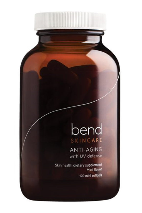 bend BEAUTY Anti-Aging SoftGel Formula