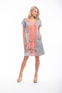 Orientique Gran Canaria Reversible Dress