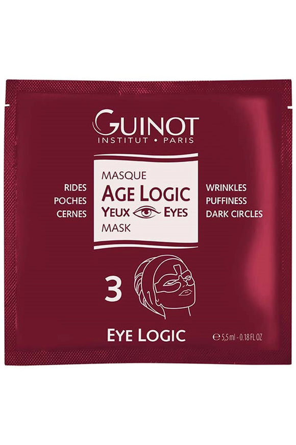 Guinot Age Logic Eye Mask (4 Sheet Masks)