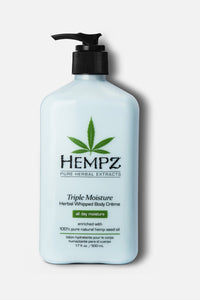 HEMPZ Triple Moisture Body Cream