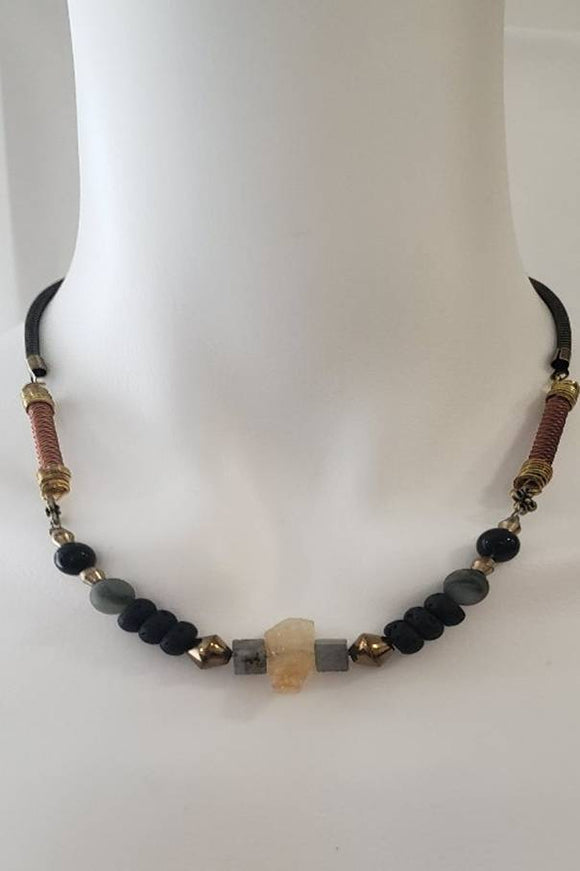 Julie Bessette Noble Necklace