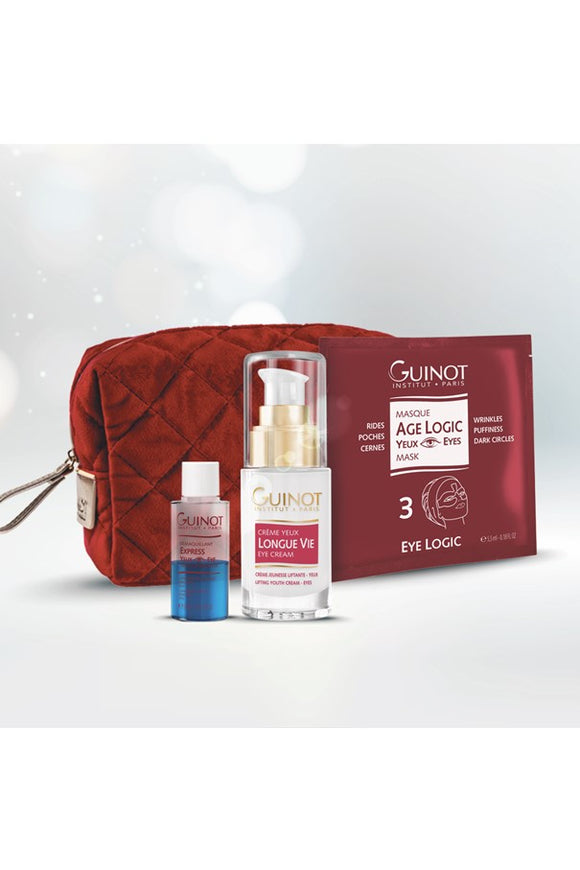 Guinot Longue Vie Eye Beauty Pouch - Limited Edition