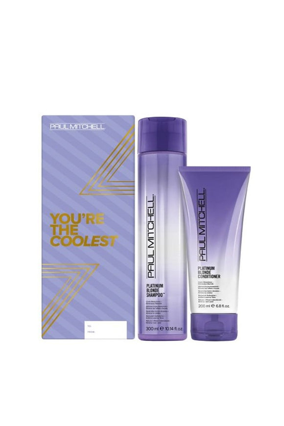 Paul Mitchell Platinum Blonde Gift Pak