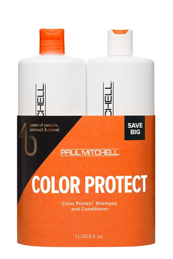 Paul Mitchell Color Protect Litre Duo