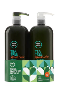 Paul Mitchell Tea Tree Special Color Litre Duo
