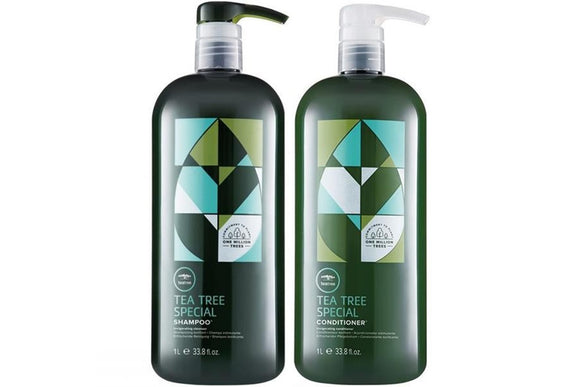 Paul Mitchell Tea Tree Litre Duo