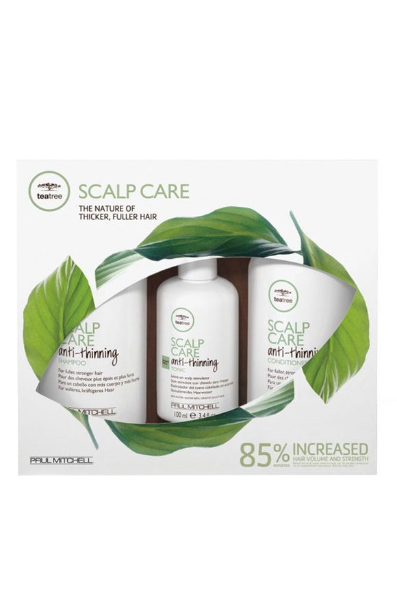 Paul Mitchell Tea Tree Scalp Care Kit