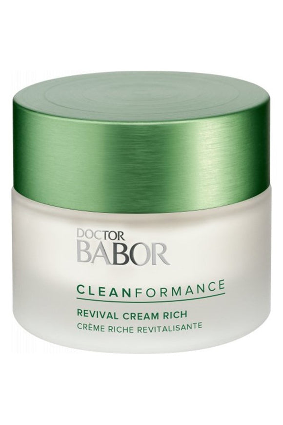 DOCTOR BABOR Cleanformance - Revival Cream Rich