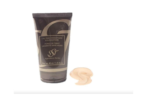 SST Oil Free Weightless Foundation