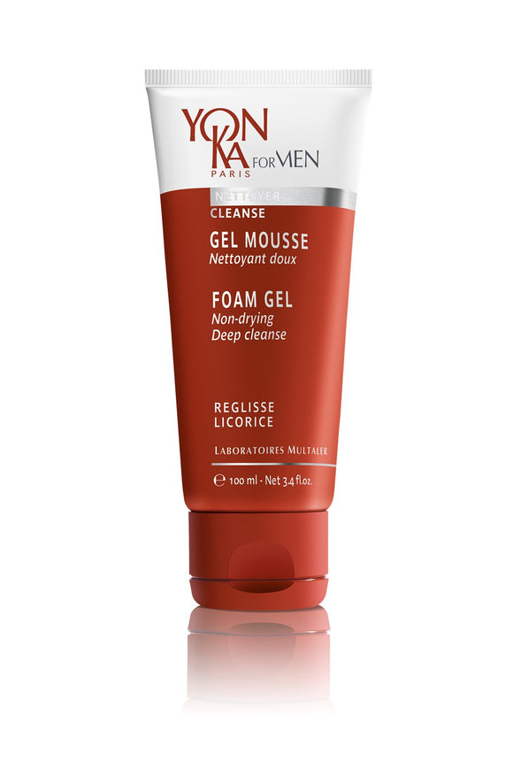 Yon-Ka Men's Foam Gel