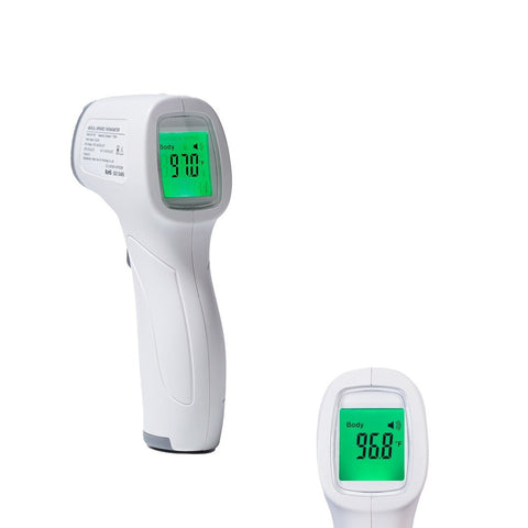 Non-Contact Infrared Digital Thermometer (FDA Registered) (Batteries not included)