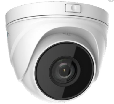 HiLook Outdoor 2MP 30m IR EXIR POE Dome Camera