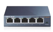 Tenda 5 Port Fast Ethernet Switch with 4 Port PoE