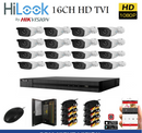 16CH HD TVI Bundle Package