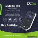 MultiBio 600 Facial and Fingerprint device