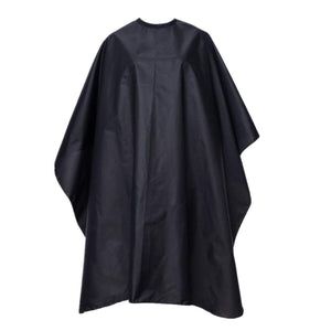 Hairdressing Cape Black Color for Salon/Barber
