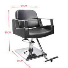 Charger l'image dans la galerie, Model 642 Styling Chair With Modern Arm Rest With Extra Back Support