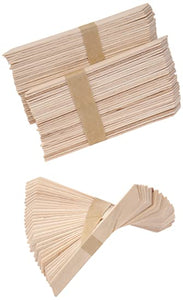 Mini Angled Waxing Spatula 100pcs/Box