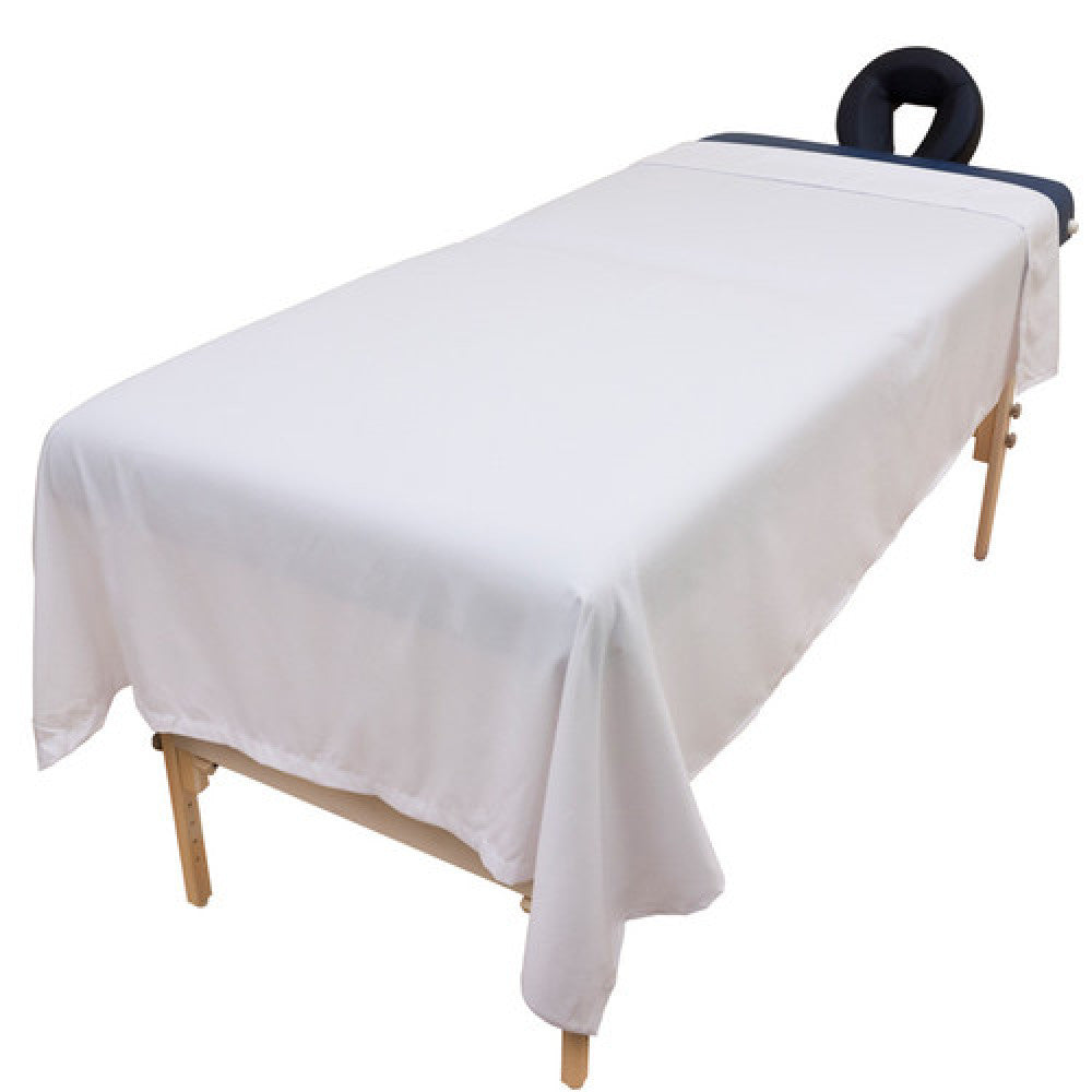 Poly Cotton Massage Bed Sheets