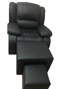 Lash Extension / Foot Massage Sofa