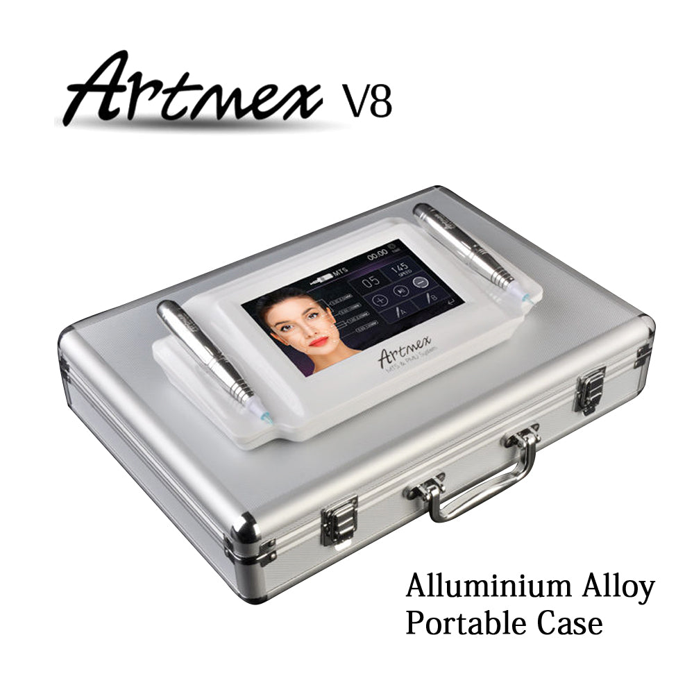 Professional Permanent Makeup Artmex V8