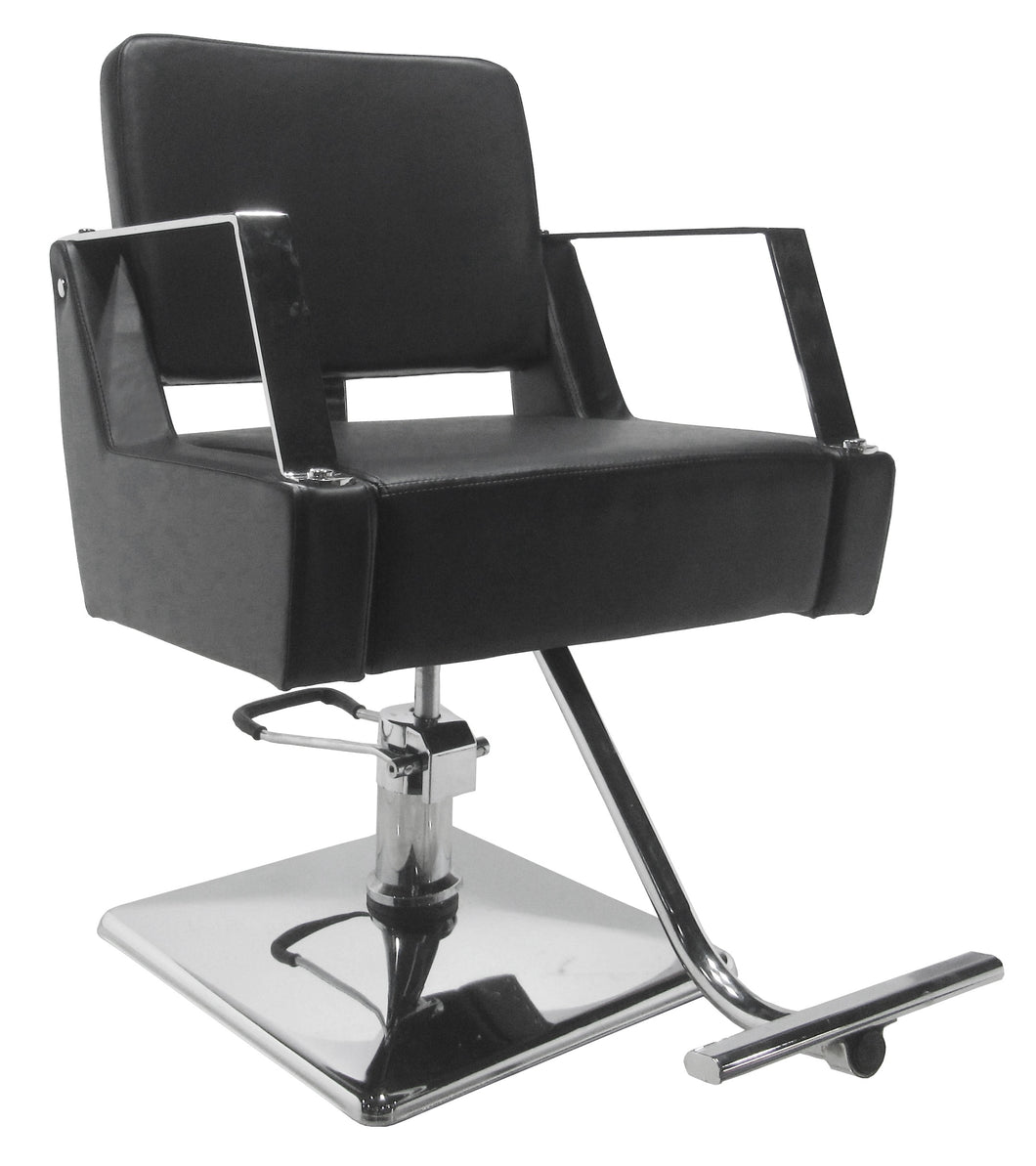 Model 557 Styling Chair With Hydraulic Height Adjustment