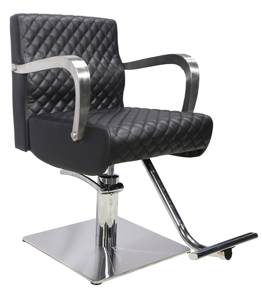 Model 623 Contemporary Styling Chair With Ultra Stable Stainless Steel Base