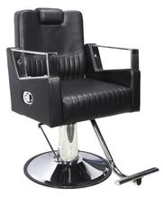 Load image into Gallery viewer, Model 9208 All Purpose Salon Chair, Hydraulic Adjustable Height, Reclinable Back Support