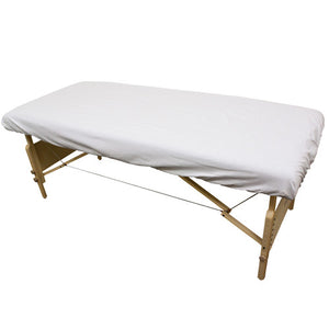Poly Cotton Fitted Bed Cover