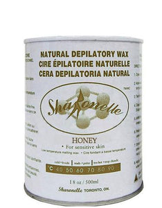 Sharanelle Honey Wax Can 18oz